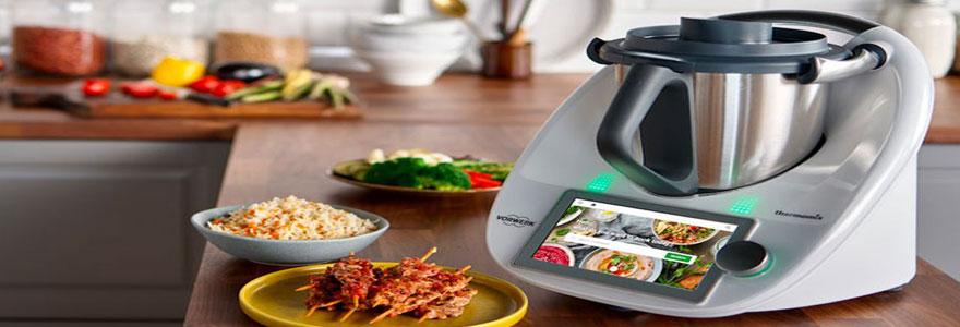 Appareils de cuisine : choisir un robot multifonction novateur