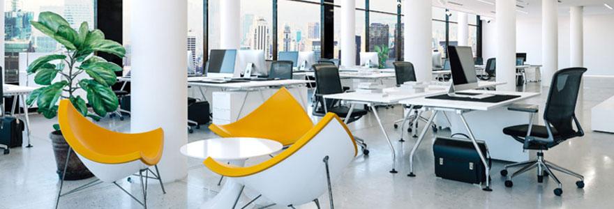 Aménagement de bureaux professionnels à Paris