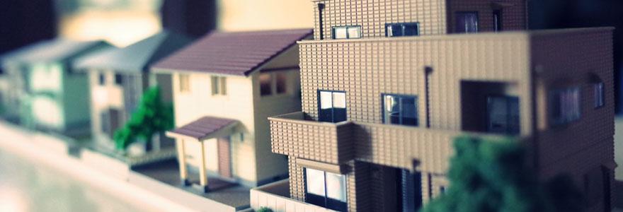Secteur immobilier en Thailande