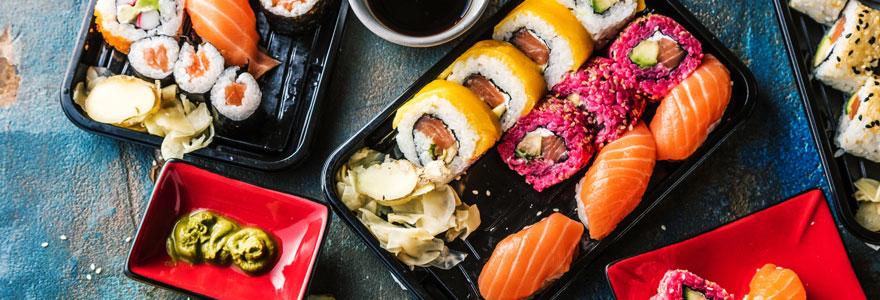 Spécialiste de la cuisine Nikkei et des Sushi à Paris