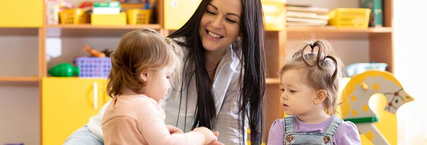 Trouver une garde d'enfant en anglais