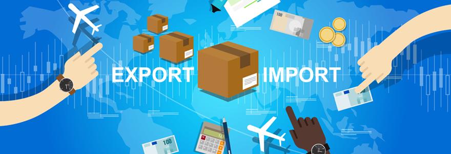 Logiciel gestion import export.