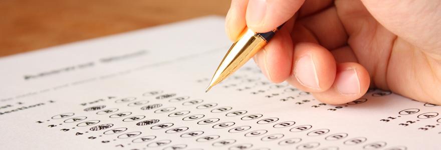 Se former aux examens d'anglais