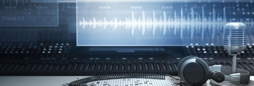 Logiciel de retranscription audio