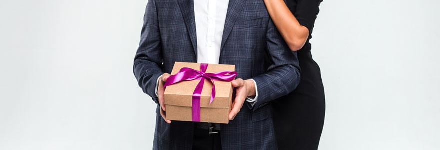 box cadeau homme